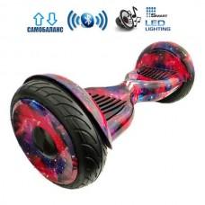 "Гироборд Smart Balance Wheel U20 Pro +Autobalance 10.5"" Красный космос"
