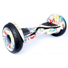 Гироборд Smart Balance Wheel U20 Pro 10.5 дюймов Граффити