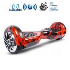 "Гироборд Smart Balance Wheel U6 Pro +Autobalance 6.5"" Пламя"