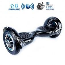 "Гироборд Smart Balance Wheel U10 Pro +Autobalance 10"" Белая молния"
