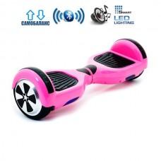 "Гироборд Smart Balance Wheel U6 Pro +Autobalance 6.5"" Розовый"