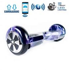 "Гироборд Smart Balance Wheel U6 Premium +Autobalance +Арр 6.5"" Атмосфера"