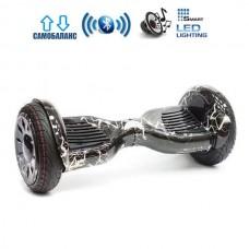 "Гироборд Smart Balance Wheel U20 Pro +Autobalance 10.5"" Белая молния"