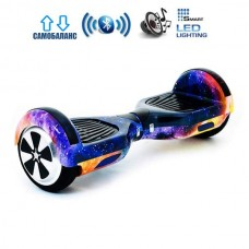 """Гироборд Smart Balance Wheel U6 Pro +Autobalance 6.5"""" Галактика"""