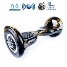 """Гироборд Smart Balance Wheel U10 Pro +Autobalance 10"""" Желтая молния"""