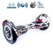 "Гироборд Smart Balance Wheel U10 Pro +Autobalance 10"" Пират"